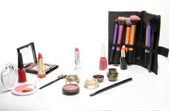 Make-up, beauty concept Stock Photos