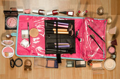 Make-up, beauty concept Stock Photography