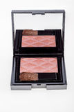 Make-up blusher in box Royalty Free Stock Photo