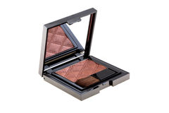 Make-up blusher in box Stock Photography