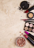 Make-up border Stock Photos