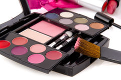 Make up box Royalty Free Stock Photography