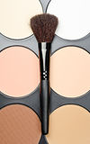 Make-up Brush Stock Images