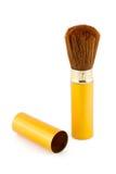 Make-up brush Royalty Free Stock Photos