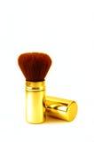 Make up brush. Royalty Free Stock Photos