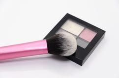 Make up brush Royalty Free Stock Photography