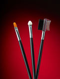 Make Up Brush Kit Stock Photo