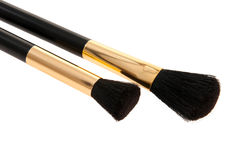 Make-up Brush Set Stock Photos