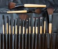 Make up brushes Royalty Free Stock Image