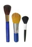 Make-up Brushes Stock Photography