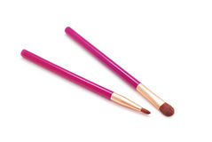 Make up brushes Stock Images