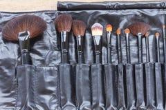 Make up brushes Royalty Free Stock Photo