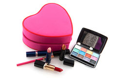 Make up case Royalty Free Stock Photos