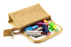 Make up case Royalty Free Stock Image