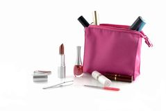 Make-up case Royalty Free Stock Images