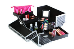 Make up case Royalty Free Stock Photography