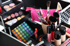 Make up case Stock Photography