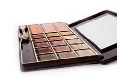 Make-up case isolated on white Royalty Free Stock Photo