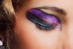 Make up close up Royalty Free Stock Photo