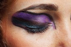 Make up close up Royalty Free Stock Photography