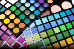 Make-up collection Stock Photo