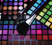 Make-up collection Royalty Free Stock Images