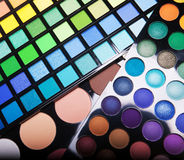 Make-up collection Royalty Free Stock Image