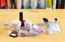 Make up collection Royalty Free Stock Images