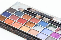 Make up collection Royalty Free Stock Image