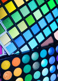 Make-up collection Stock Images