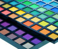Make-up collection Royalty Free Stock Photography