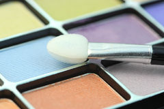 Make up colors Royalty Free Stock Image