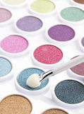 Make-up colors Royalty Free Stock Photos