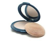 Make-Up Compact Royalty Free Stock Photo