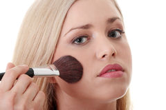 Make-up concept Stock Photography
