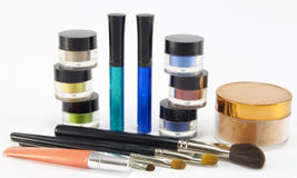 Make-up cosmetics. Royalty Free Stock Image