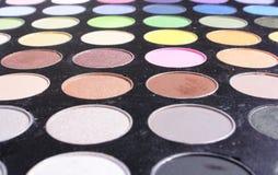 Make-up cosmetics Stock Photography