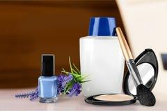 Make-up Cosmetics Stock Photos