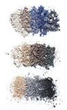Make up crushed powder Royalty Free Stock Photos