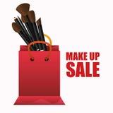 Make up design Stock Images