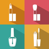 Make up design Royalty Free Stock Photography