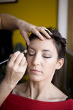 Make Up Done Stock Photos