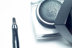 Make-up eye liner Royalty Free Stock Images