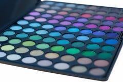 Make-up eye shadows Stock Photo