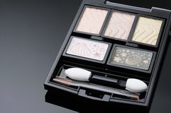 Make up eyeshadow Royalty Free Stock Photo