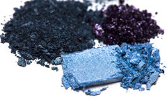 Free Make-up Eyeshadows Royalty Free Stock Photos - 10038118