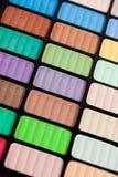 Make-up eyeshadows Stock Image