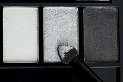 Make-up eyeshadows Royalty Free Stock Photo
