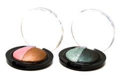 Make-up eyeshadows Stock Photos