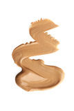 Make-up foundation stock photo